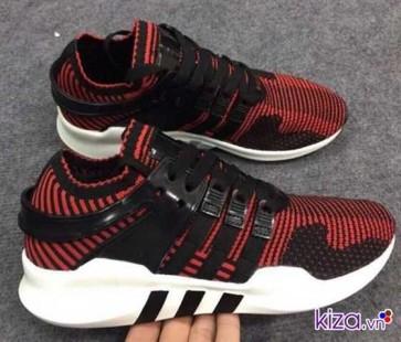 Giày Adidas EQT phối màu đỏ mận giá rẻ 002