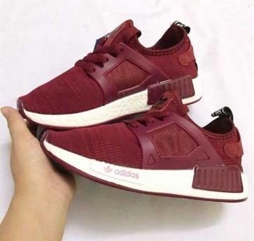 Giày Adidas NMD XR1 màu đỏ mận 333