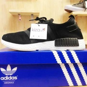 Mua Giày Adidas NMD đen đế trắng 01818