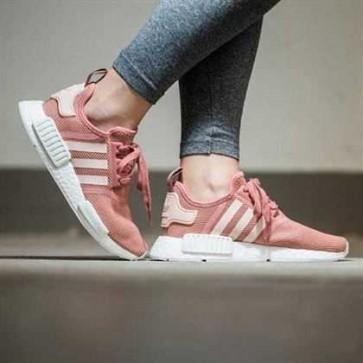 mua giày adidas nmd màu xám cam giá rẻ 001