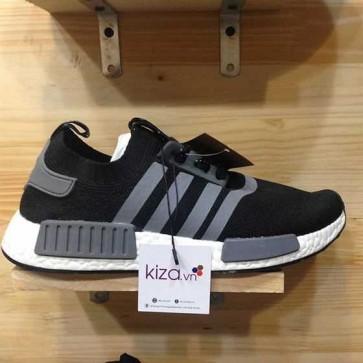 Giày Adidas NMD đen xám 11