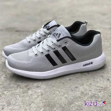 Giày adidas zoom màu xám giá rẻ 00 3