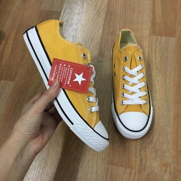 Giày Converse 1970 thấp cổ màu vàng