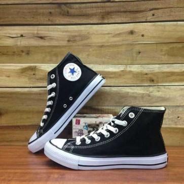 Mua Giày Converse Classic cao cổ màu Đen 005