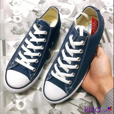 Converse classic thấp cổ màu xanh navy