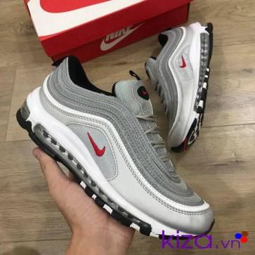 Giày Nike Air Max 97 xám Rep