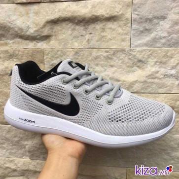 Mua giày Nike Zoom màu xám gia rẻ 001