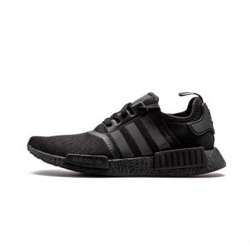 Giày adidas NMD đen full - đen tuyền 003