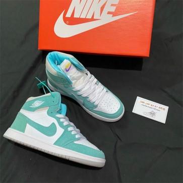 Giày Nike Jordan 1 Xanh Ngọc