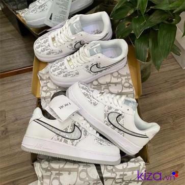 Giày Nike Air Force Dior  Rep