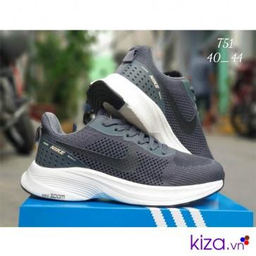 Giày Nike Zoom Đen Xanh nam