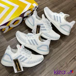 Giày Adidas Ultraboost 6.0 trắng xanh
