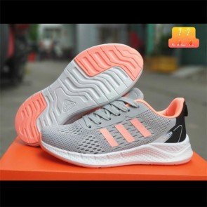 Giày Adidas màu xám cam