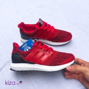 Giày adidas ultra boost màu đỏ 2