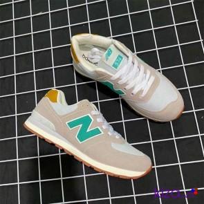 Giày New Balance 574 màu hồng nhạt