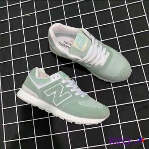 Giày New Balance 574 màu xanh ngọc
