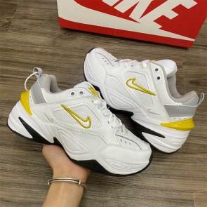Nike M2K trắng vàng replica