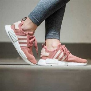 mua giày adidas nmd màu xám cam giá rẻ 001