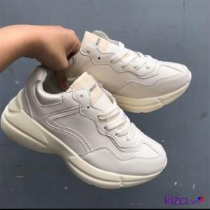 Giày Gucci chunky trơn