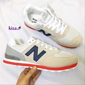 Giày New Balance 574 màu trắng sữa