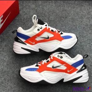 Giày Nike M2K Trắng cam Rep