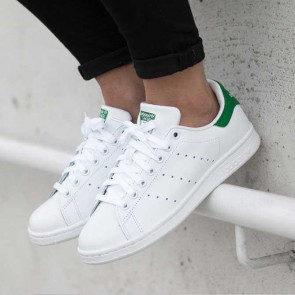 Giày Adidas Stan Smith Trắng Xanh Giá rẻ 002
