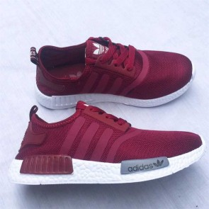 giay adidas nmd mau do man gia re