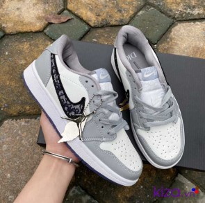 Jordan Dior Low Xám Rep