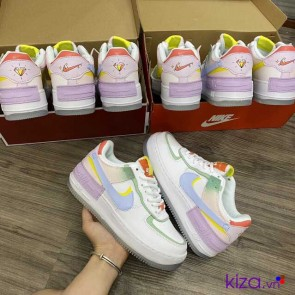 Giày Nike Air Force 1 Shadow Kim Cương Rep
