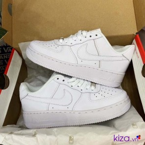 Giày Nike Air Force 1 Trắng Full Rep