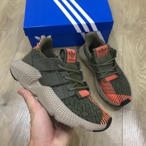 Giày Adidas Prophere xanh rêu Super fake 01