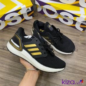 Adidas Ultraboost 6.0 đen sọc vàng