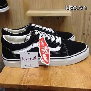 Giày Vans Old Skool phối màu đen trắng 005