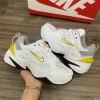 Giày Nike M2K Trắng Vàng Rep