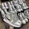 Nike Jordan 1 Dior High Xám Trắng Rep
