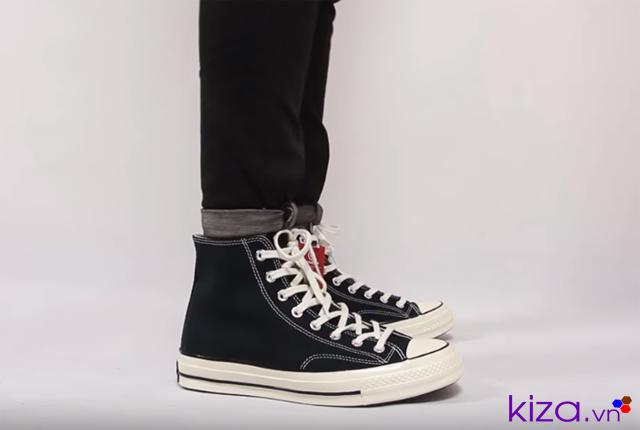 Mua giày converse 1970S đen cao cổ
