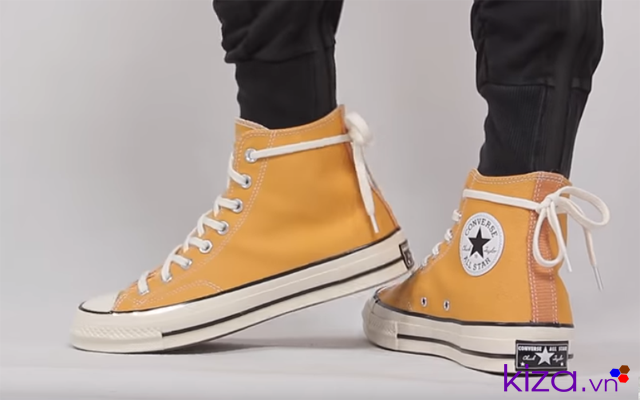 Converse Chuck 1970 high Yellow