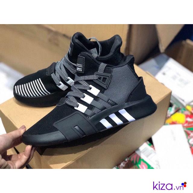 Giày Adidas EQT đen giá rẻ
