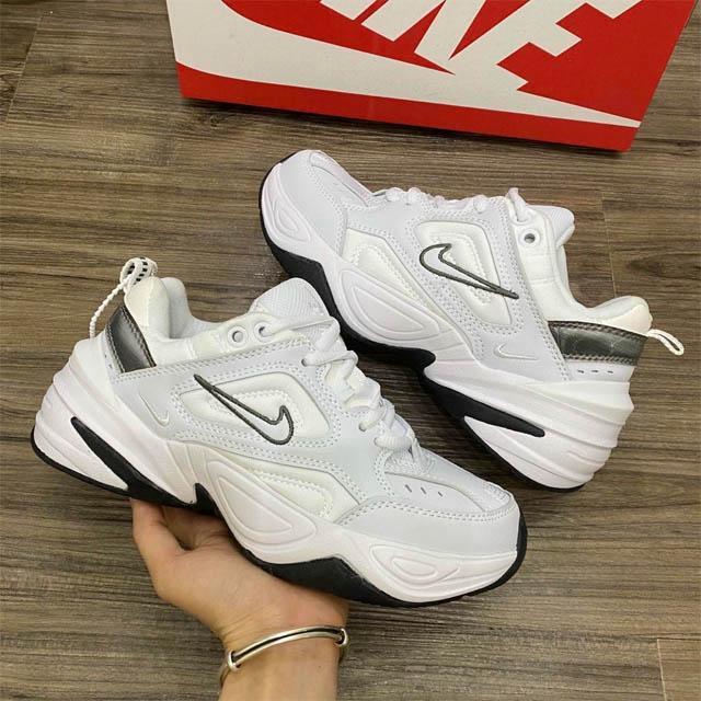 Nike M2k trắng xám rep