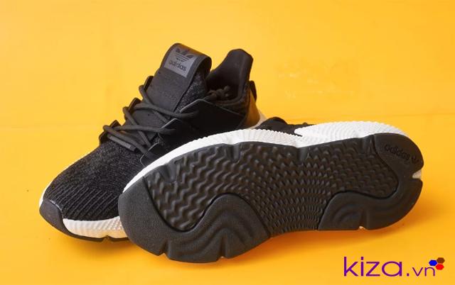 Giày Adidas Prophere đen đế trắng