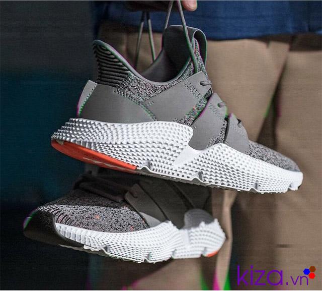 Mua giày Adidas Prophere xám super fake