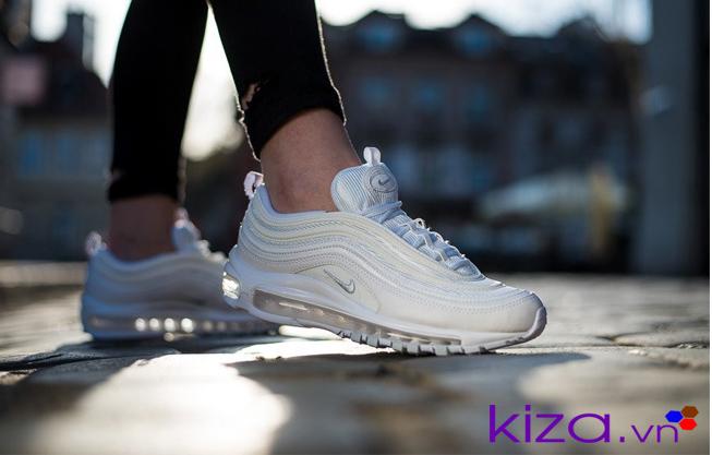 Giày Nike Air Max 97 trắng