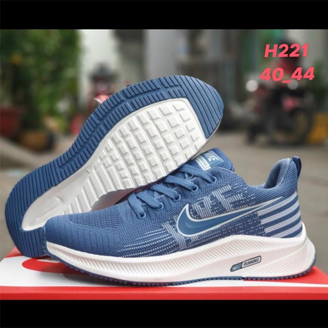 Nike Running xanh nước biển