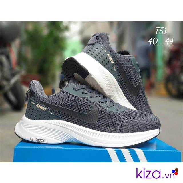 Giày Nike Zoom Xanh Đen Nam