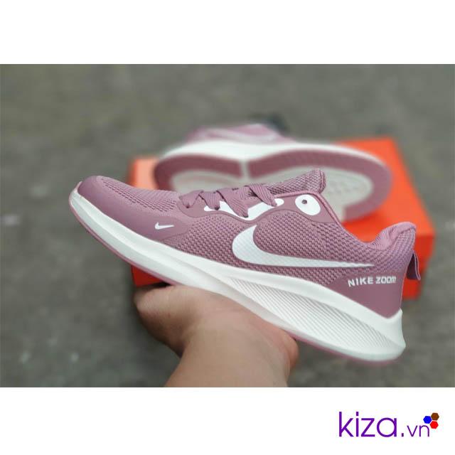 Giày Nike Zoom nữ Pegasus Tím
