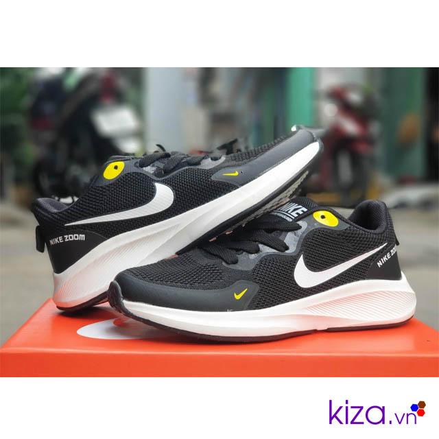 Giày Nike Zoom Nam Pegasus Đen