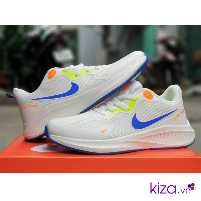Giày Nike Zoom Nam Pegasus Trắng