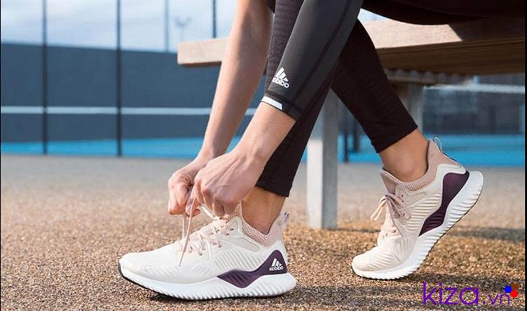 Giày Adidas nữ Alpha Bounce