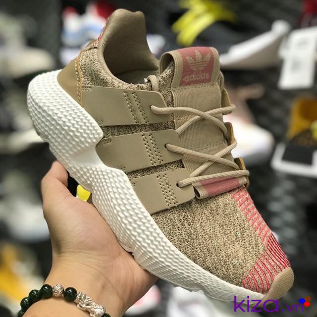 Giày Adidas Prophere nâu hồng