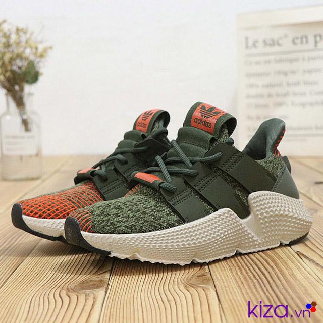 Giày Adidas Prophere xanh rêu